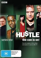Hustle : Series 1 (DVD, 2008, 2-Disc Set)