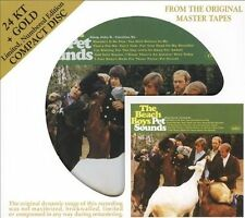 PET SOUNDS BEACH BOYS 24 KARAT GOLD HDCD AUDIO FIDELITY OUT OF PRINT RARE CD