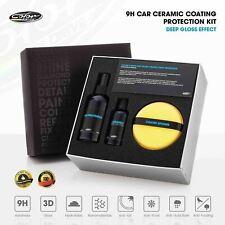 9H Car Ceramic Coating Paint Protection Kit - Color N Drive Deep Gloss