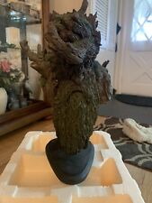 Lotr Sideshow Weta Treebeard Limited Edition Polystone Bust 264/1500