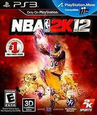 NBA 2K12 MICHAEL JORDON 23 PS3 GAME