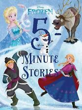 5-Minute Stories: Frozen 5-Minute Frozen Stories by Disney Book Group (2015, Har