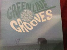 GREEN LINE GROOVES CD ARCHIE ROACH XAVIER RUDD TEX PERKINS ETC RARE CARD SLEEVE