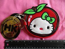 Hello Kitty Loungefly Apple Head Round Wallet
