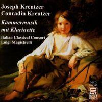 CHAMBER MUSIC WITH CLARINET - MAGISTRELLIITALIAN CLASSICAL [CD]