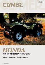 Honda TRX400 Fourman 95-03  Workshop Manual
