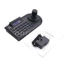 3D 3-Axis PTZ Joystick Controller Keyboard LCD Display For Analog Security CCTV