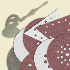 Schleifpapier Schleifscheiben 225 mm für Trockenbauschleifer / Langhalsschleifer
