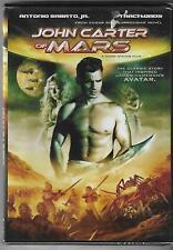 John Carter of Mars (DVD, 2009) Brand New Sealed Traci Lords, Antonio Sabato Jr.