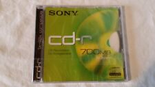 CD Enregistrable CD-R  Sony 700MB 80min