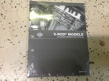 2013 Harley Davidson V-ROD Models Parts Catalog Manual OEM Book 2013