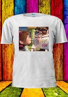 Disney Up Romantic Cute Carl Ellie T-shirt Vest Tank Top Men Women Unisex 471