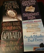 Romantic Novels Various Authors In Hardcover Lot Of 4. MSRP $60.00 2 Vintage.