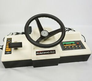 COLOR TV GAME RACING 112 Console CTG-CR112 Tested System JP 1175842