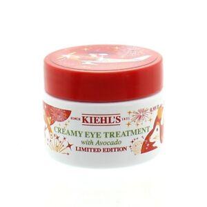 Kiehl's Under Eye Cream Creamy Eye Treatment Limited Edition 28ml Brand New