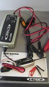 CTEK MXS 7.0 Pro 12v Car Van RVs 4x4 Boat Smart Battery Charger BNIB inc VAT
