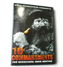 Duck Commander 10 Commandments for Successful Duck Hunting Dvd