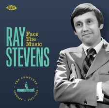 RAY STEVENS - FACE THE MUSIC-COMPLETE MONUMENT SINGLES 1965-19  CD NEW!