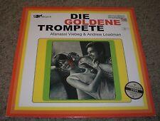 Die Goldene Trompete Afanassi Viebeg Andrew Loadman~1999 German Import Jazz