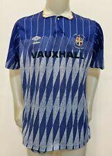 MAGLIA CALCIO SHIRT LUTON TOWN UMBRO 1990/1991 FOOTBALL ITALY JERSEY MAILLOT S62