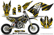 CREATORX GRAPHICS KIT FOR KTM SX65 SX 65 2009-2015 BOLT THROWER Y