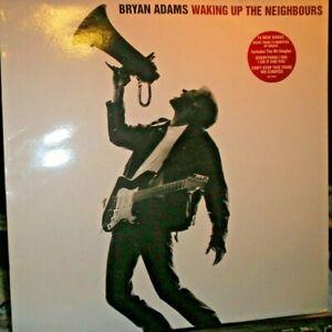 Bryan Adams - Waking Up The Neighbours - 2 LP von 1991