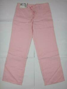39506 Damen Hose Stoff United Colors of Benetton Gr. 44 rosa
