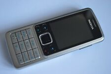 Nokia 6300 Silver  (Unlocked) Classic Mobile Phone