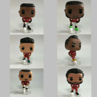 Funko POP Premier League Salah Paul Mane Sadio Man Football Star Figure Toy Gift