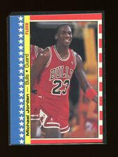 1987 Fleer Sticker #2 MICHAEL JORDAN