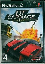 DT Carnage (Sony PlayStation 2, 2008) PS2 New and Sealed!