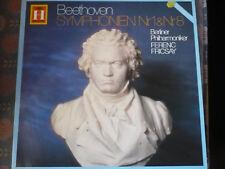 Beethoven, Symphonien Nr. 1 u. 8, Berliner Philharmoniker