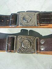 More details for vintage girl guides belts be prepared original