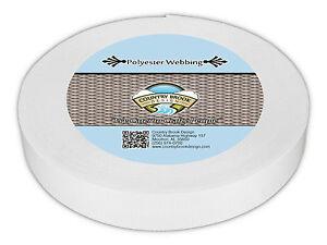 Country Brook Design® 7/8 Inch Printable Heat Set Grosgrain Ribbon, 10 Yards