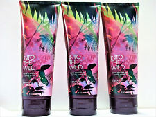 Bath Body Works Into The Wild Triple Moisture Body Cream, 8 oz/226 g New, x 3