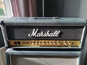 Marshall JCM 2000 DSL 50 Watt Head - New upgraded tubes & recently serviced.