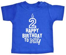 Magliette e maglie manica corti per bambini dai 2 ai 16 anni 2 anni , Materiale 100 % Cotone