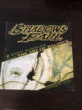 Shadows Fall Single Promo CD  Unearth Killswitch Engage Hatebreed Converge Rare