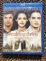 The Twilight Saga: Breaking Dawn - Part 1 (Blu-ray Disc And Artwork Only)