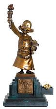 Bowen Bronze Yellow Kid Statue Mint in Box