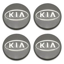 Set of 4 10 11 12 13 Kia Forte Sorento 52960 2Y000 Wheel Center Caps Hubcaps