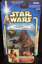 Star Wars The Empire Strikes Back CHEWBACCA Cloud City Capture New! Rare!