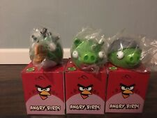 Lot Of 3 Angry Birds Piggy Bank New In Box