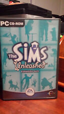 The Sims Unleashed Expansion Pack PC GAME - FAST POST