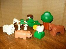 LEGO DUPLO FARM ~ ANIMALS ~ CART          (23)