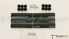 Toyota FJ Cruiser 2011 Special Edition Roof Rack Delete Kit Cover Clips & Bolt