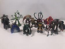 Hasbro TMNT Action Figure Bundle Leatherhead Dogpound Spyder Evil Horror +
