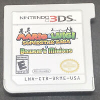 Mario & Luigi Paper Jam (Nintendo 3DS) Cartridge Only - TESTED