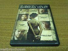 American Violet (DVD, 2009) RARE OOP!