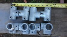 """Galvanised Handrail Fittings - Scaffold Key Clamp - Size 1 1/4"""" Tube"""